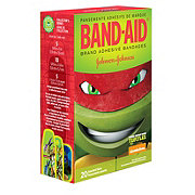 Band-Aid Brand Adhesive Bandages Featuring Nickelodeon Teenage Mutant Ninja Turtles Assorted Sizes
