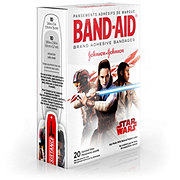 Band-Aid Brand Adhesive Bandages Featuring Star Wars Assorted Sizes