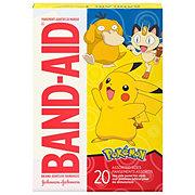 Band-Aid Brand Adhesive Bandages Pokémon Assorted Sizes