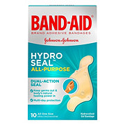 Band-Aid Brand Hydro Seal All Purpose Adhesive Bandages