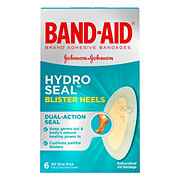 Band-Aid Brand Hydro Seal Blister Heels Adhesive Bandages