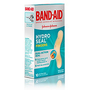 Band-Aid Brand Hydro Seal Fingers Adhesive Bandages