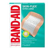 Band-Aid Brand Skin-Flex Extra Large Adhesive Bandages