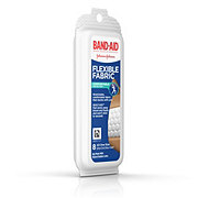 Band-Aid Flexible Fabric 8 Count Travel Pack