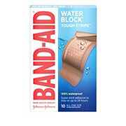Band-Aid Water Block Plus Large All One Size Adhesive Bandages