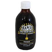 Banjo Cold Brew Coffee Pitch Black