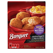 Banquet Basics Chicken Nuggets with Mac & Cheese