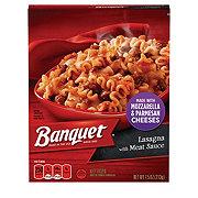 Banquet Basics Lasagna with Meat Sauce