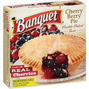 Banquet Cherry Berry Pie