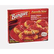 Banquet Family Size Cheesy Chicken Marinara
