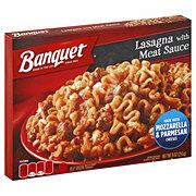 Banquet Lasagna With Meat Sauce