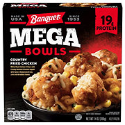 Banquet Mega Bowls Country Fried Chicken