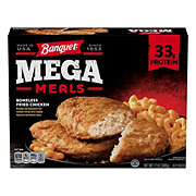 Banquet Mega Meal Boneless Fried Chicken
