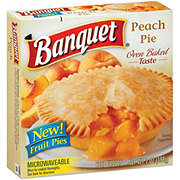 Banquet Peach Pie