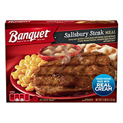 Banquet Salisbury Steak Meal