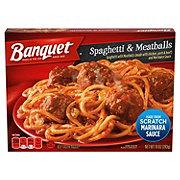 Banquet Spaghetti & Meatballs