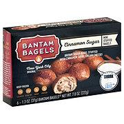 Bantam Bagels Cinnamon Bun Stuffed Bagels