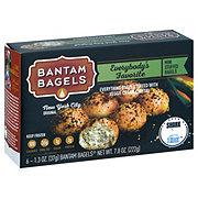 Bantam Bagels Everybodys Favorite Stuffed Bagels