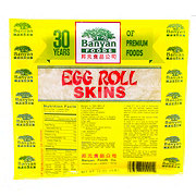 Banyan Foods Egg Roll Skins