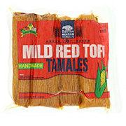 Banyan Mild Red Tofu Tamales Vegan