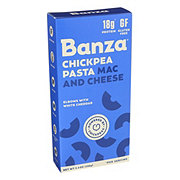 Banza Chickpea Pasta Mac & White Cheddar Cheese
