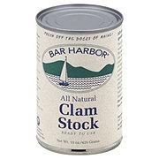 Bar Harbor Clam Stock