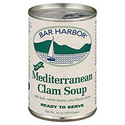 Bar Harbor Mediterranean Style Clam Soup Zuppa