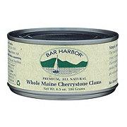 Bar Harbor Whole Maine Cherrystone Clams