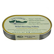Bar Harbor Wild Herring Fillets in Stone Ground Mustard Sauce