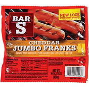 Bar S Cheese Jumbo Franks