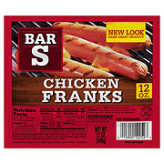 Bar S Chicken Franks