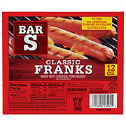 Bar S Chicken & Pork Franks