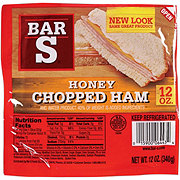 Bar S Chopped Honey Ham