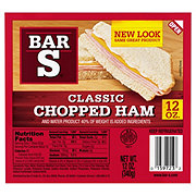 Bar S Classic Chopped Ham