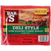 Bar S Deli Style Oven Roasted Turkey Breast