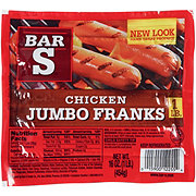 Bar S Jumbo Chicken Franks