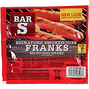 Bar S Signature Smokehouse Franks