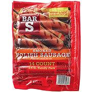 Bar S Smoked Polish  Sausage