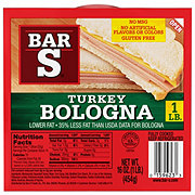 Bar S Turkey Bologna