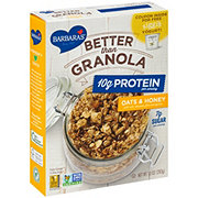 Barbara's Better Granola Oats & Honey