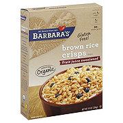 Barbara's Brown Rice Crisps Cereal
