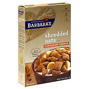 Barbara's Cinnamon Crunch Shredded Oats Cereal