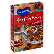 Barbara's Cranberry High Fiber Cereal