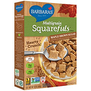 Barbara's Multigrain Squarefuls Maple Brown Sugar
