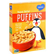 Barbara's Peanut Butter Puffins Cereal