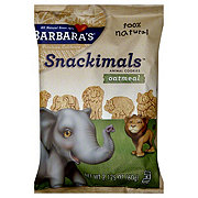 Barbara's Snackimals Oatmeal Animal Cookies