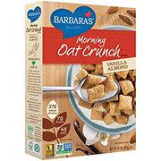 Barbara's Vanilla Almond Morning Oat Crunch Cereal