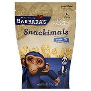 Barbaras Snackimals All Natural Animal Cookies