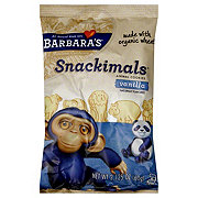 Barbaras Snackimals Vanilla Snackimals Cookies