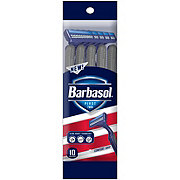 Barbasol Pivot Twin Disposable Razor